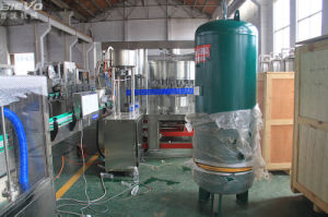 Two Cavity Plastic Drink Bottle Making Machine for Water Bottle pictures & photos