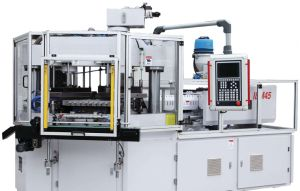 Automatic Injection Blow Molding Machine for Plastic Container pictures & photos