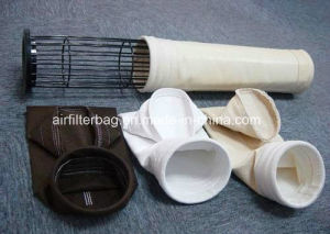 Dust Filter Bag Polyester with PTFE Membrane Filter Bag for Air Filter pictures & photos