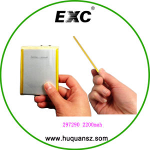 Battery 297290 Lithium Polymer Rechargeable Battery for Tablet pictures & photos