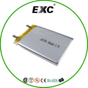 203750 Lithium Ion Rechargeable Battery 300mAh pictures & photos