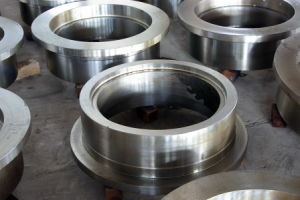 Custom Heavy Steel Forgings Sleeve / Forged Steel Shaft for Mining Machine pictures & photos
