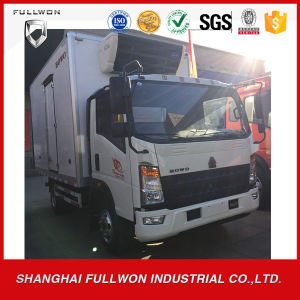 HOWO Carrier Light Refrigerated Truck pictures & photos