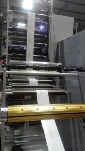 High Speed Flexo Printing Machine for Hamburg Bag Doctoer Package Bag Food Package Bag pictures & photos