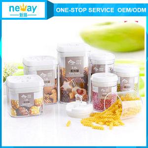 Neway Fashional Plastic Jar pictures & photos