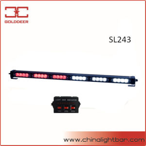 24W Red White LED Warning Stick Light (SL243) pictures & photos
