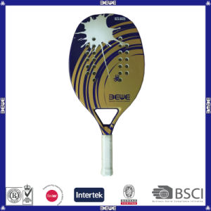 Beach Tennis Racket with Carbon and EVA Material Can Be Customized pictures & photos