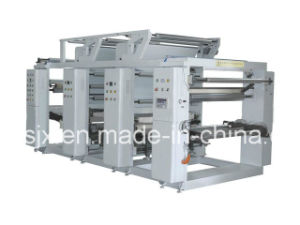 Normal Speed 4 Colors Gravure Printing PVC Film Machine pictures & photos