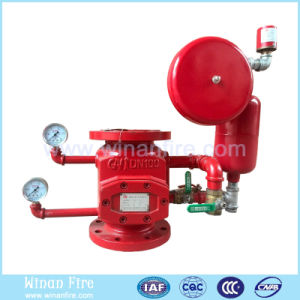 Wet Type Alarm Check Valve for Deluge System pictures & photos