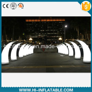 Christmas / Event Decoration LED Lighting Inflatable Pillars No. 221 for Sale