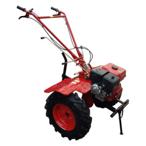 13HP Gasoline Engine Rotary Cultivator with CE pictures & photos