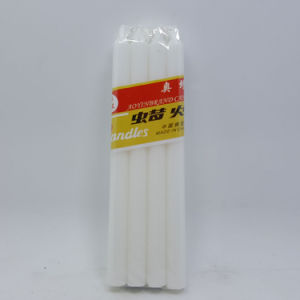 White Lighting Candle Suppliers White Home Use Candle Suppliers pictures & photos