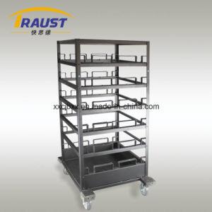 Hot Sale Multiple Stanchions Storage Cart pictures & photos