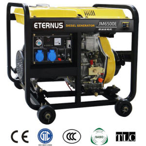 Camping Diesel Generating Set (BM6500XE) pictures & photos