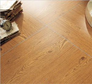 Wood Design Floor Tile with Factory Price Porcelain Ceramic Rustic Style24*24 pictures & photos