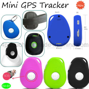 Personal/Portable Mini GPS Tracker with Real Time Map Tracking EV-07 pictures & photos