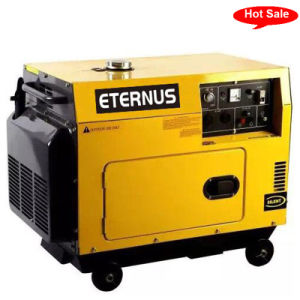 Easy Move 5kw Generator Set (BM6500TE) pictures & photos