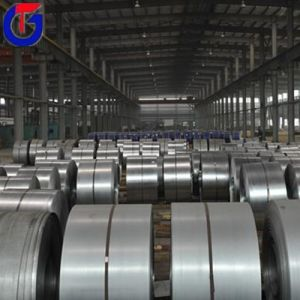 Spring Steel Strip Coil Price pictures & photos