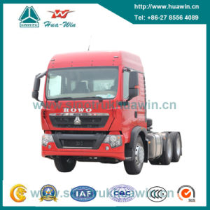 Sinotruk HOWO T5g 6X4 336HP Tractor Truck Euro 3 pictures & photos