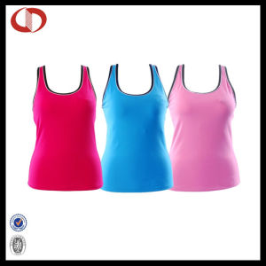 Wholesale Big Size Sport Gym Tank Tops Fitness pictures & photos