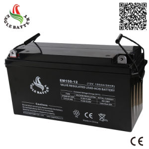 12V 150ah Mf UPS Sealed Lead Acid Battery