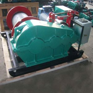 3t Electric Wire Rope Winch for Construction pictures & photos