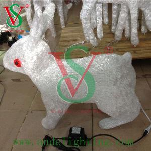 LED Animal Motif Light Rabbit Light pictures & photos