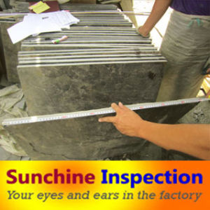 Slates Quality Check/ Inspection Service in Asia pictures & photos