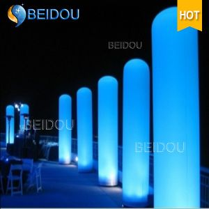 LED Inflatable Lighted Arch Tubes Cones Ivory Tusks Inflatable Pillars pictures & photos