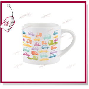 Wholesale 6oz Sublimation Custom Photo Printed Ceramic White Mug pictures & photos