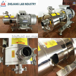 Stainless Steel Inline Homogenizer Pump pictures & photos