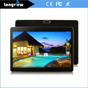 9.6 Inch Android 5.1 Quad Core 1GB 16GB 3G GPS Phone Calling Tablet PC with Dual SIM Card Slot pictures & photos