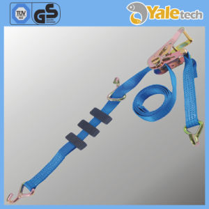 Car Ratchet Tie Down Straps, Car Lashing Belt pictures & photos