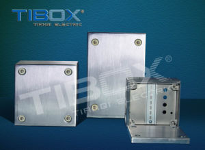 2015 Tibox Hot Sales Waterproof Stainless Steel Terminal Box IP66 pictures & photos