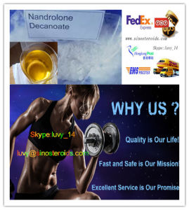 High Quality Deca Durabolin / Nandrolone Decanoate for Bodybuilding pictures & photos