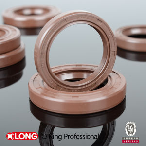 Metal Cover Single Lip High Quality Viton Oil Seal pictures & photos