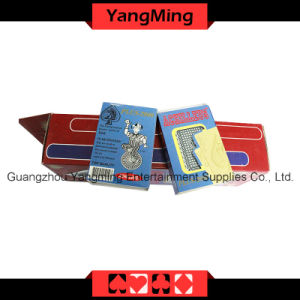 100% Plastic Poker Playing Cards Korea Import (YM-PC06) pictures & photos