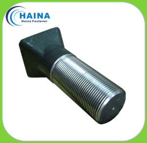 High Quality Non-Standard Fastener Black Special/ Customized Bolt pictures & photos