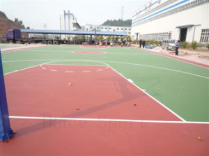 EPDM Colorful Multi-Purpose Tennis Court Flooring pictures & photos