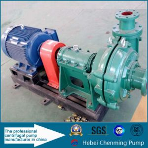 Zj Stainless Steel/Cast Iron Dredge Pumps and Slurry Specification pictures & photos
