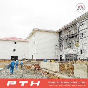Prefabricated ISO Standard Steel Structure for Warehouse pictures & photos