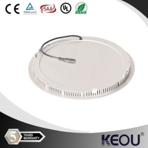 Indoor 18W Round LED Ceiling Light Panels 3-24W pictures & photos