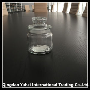 150ml Spicy Glass Storage Jar with Glass Lid pictures & photos