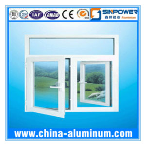 Aluminum Frame to Make Doors and Windows From China Factory