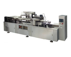 Agf10/1-5 Vertical Ampoule Filler and Sealer pictures & photos
