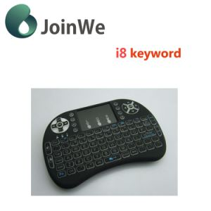 Wireless Keyboard Mini I8 for Android TV Box pictures & photos