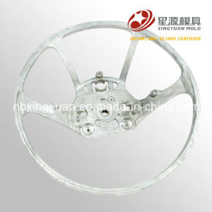 Chinese Finely Processed Latest Technology Superior Quality Automotive Die Casting-Steering Wheel Magnesium pictures & photos
