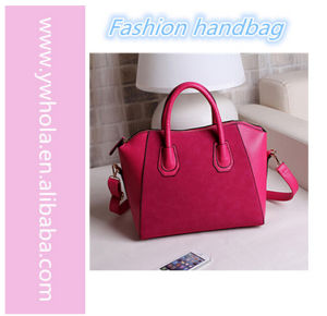 Fashion Women PU Shoulder Polish Handbag (14677) pictures & photos