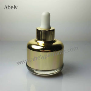 Amber Glass Bottle Designer Tiny Volume Oil Bottle pictures & photos