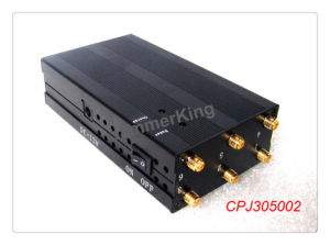 China Manufacturer! ! Wireless GSM SMS Jammer for Security Safe House Alarm System, 2014 Cheap Wholesale Jammer pictures & photos